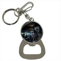 Dark Chariot Fantasy Bottle Opener Keychain and Beer Drink Coaster Set - $7.71+