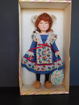 "Effanbee ""Flower Girl of Brittany"" Edna Hibel c... - $15.00"