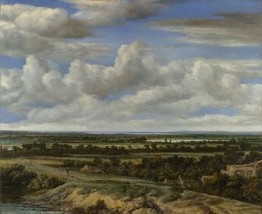 Extensive Landscape by Koninck  - Cards and Small Prints - $8.15+