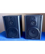 Sony SS-H7 Speakers , 6 Ohms, See video ! - $46.75