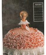 Annie Potter August 1991 Barbie Gown Fashion Do... - $5.99