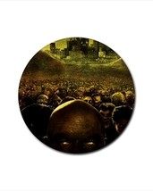 Zombie Army Fantasy Bottle Opener Keychain and Beer Drink Coaster Set - $7.71+