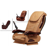 Full function acetone proof upholstery w air seat massage for pedicure s... - $1,133.55