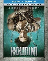 Houdini - 2 Disc Extended Edition (Blu-ray, 2014)