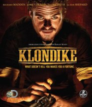 Klondike (Blu-ray Disc, 2014, 2-Disc Set)