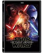 Star Wars: The Force Awakens DVD - $7.19