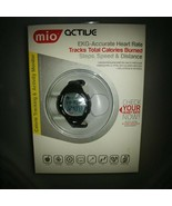 Mio active calorie tracking and activity monitor digital watch - new - $84.11