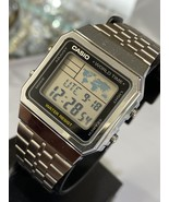 Casio Stainless Steel , for Men Size, Digital, Brand New item  - $65.00