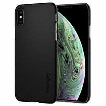 Spigen Thin Fit Designed for Apple iPhone Xs Case (2018) / Designed for ... - $11.87+