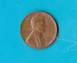 1954 D Lincoln Wheat Penny- Circulated and 33 similar items