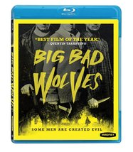 Big Bad Wolves (Blu-ray Disc, 2014)