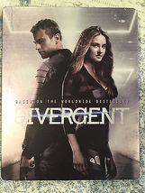 Divergent, Limited Edition Best Buy Steelbook [Blu-ray]