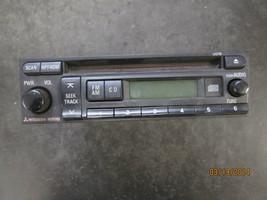 02 03 04 Mitsubishi Radio,Cd #Mr587385 *See Item Description* - $39.59