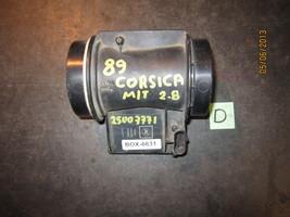 87 88 89 CHEVY CAVALIER/BERETTA 2.8L AIR FLOW SENSOR #25007771 *see deta... - $18.51