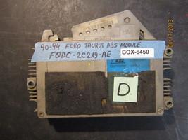 90  94 Ford Taurus / Lincoln Continental Abs Module #F0 Dc 2 C219 Ae - $29.70
