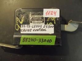 92 93 Lexus Es300/Toyota Camry Cruise Control Module (1124) #88240 33010 - $8.41