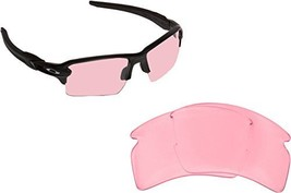 New SEEK Replacement Lenses Oakley FLAK 2.0 XL - Hi Intensity Pink - $14.82