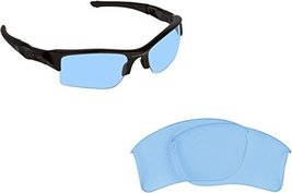 New SEEK Replacement Lenses Oakley FLAK JACKET XLJ Asian Fit - Hi Intens... - $14.82