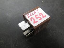 GM RELAY #13306940/1080A78 RELAY-252 *See item description* - $17.82