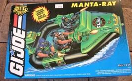 GI Joe 1993 MISB Battle Corps Manta Ray vintage - $29.98