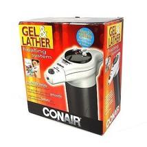Conair HGL1 Combination Hot Gel/Lather Machine, Black - $49.45