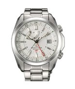 Orient Star DJ00002W Seeker Automatic GMT Watch Power Reserve, Sapphire ... - $743.01