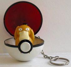 Pokemon Pokeball Keychain - Psyduck - $5.99