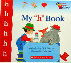 My h Book Hardcover – 2001 by Jane Belk Moncure (Author), Colin King - $299.99