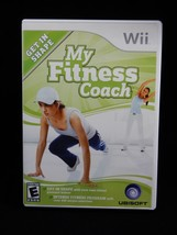 My Fitness Coach (Nintendo Wii, 2008) COMPLETE - $9.89