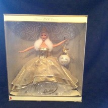 NIB Mattel Hallmark 2000 Special Edition Celebration Barbie Doll Gold Girl - $37.39