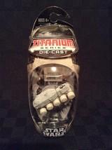 NIP 2007 Star Wars Dicast Metal Titanium Series... - $9.49