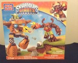 2012 Mega Blocks 95413 Skylanders Giants Troll Mech Ambush 176Pcs Tree Rex