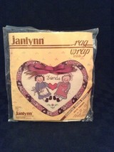 NIP 1987 Friends Rag Raps Counted Cross Stitch Kit #02-61 Arts & Crafts - $14.01