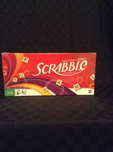 NIB Parker Brothers Hasbro 2008 Scrabble Family Word Board Game - $11.29