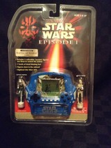 NIP Star Wars Episode 1 Battle Of The Naboo Tiger Electronics Handheld Game - $32.71
