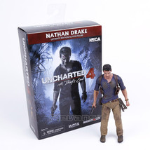 NECA Uncharted 4 A thief's end NATHAN DRAKE Ultimate Edition PVC Action ... - $90.99