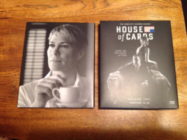 (Used) House of Cards: The Complete Season 2 Blu-ray 4-Disc Set (DigiPack) - $14.99