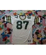 Vintage Green Bay Packers Robert Brooks Champion Jersey 40 M - $19.79