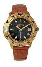 Vostok Partner 319784 / 2414b Mechanical Auto Wrist Watch Shockproof Wat... - $74.69