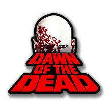 Dawn Of The Dead  Precision Cut Decal - $3.46+