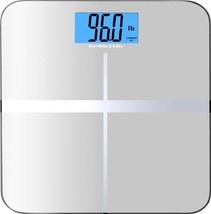 Digital Bathroom Scale High-Accuracy Extra-Larg... - $27.17