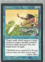Meddle - Magic the Gathering - Mirage - Light Played - Brian Snoddy. - $0.98