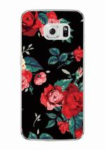 Ladies Flower Soft Clear TPU Phone Case Cover For Samsung Galaxy Edge S8 1 - $7.67