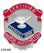 Certified Nurse Anesthetist Medical Emblem Cere... - $10.97