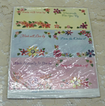 Vintage Current Inc. Homemade Baking Goods Craft Labels - New in Package - $5.25