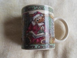 Boyds Bear Ware Pottery Works Twas The Night Before Christmas Cup/Mug 1999 - $18.31