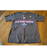 Boys Majestic Baseball T-shirt Large east division NWT TEE T shirt youth - $13.85