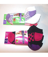 Fruit of the Loom Womens Cushioned Low Cuts Socks 3 Pack  Shoe Size 4-10... - $9.99