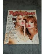 MADONNA DESPERATELY SEEKING SUSAN ROLLING STONE MAGAZINE - MAY 9, 1985 - $50.00
