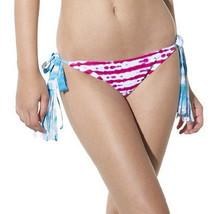 Xhilaration Womens Junior Size Side Tie Bikini Swim Bottoms Size Small NWT - $7.47